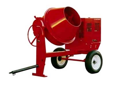 Rent Mixers & Concrete Tools