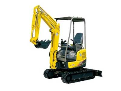 Earthmoving equipment rentals on the Island of Oahu