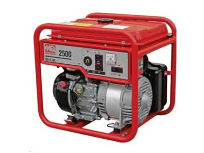 Generator rentals on the Island of Oahu
